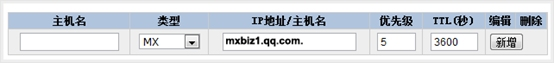 35域名怎样设置QQ企业邮箱